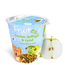 bosch MINI TRAINING 1kg + Fruitees Apple